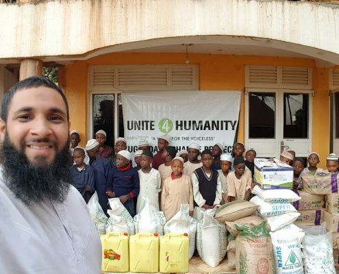 Ramadan Food Pack Appeal Africa Orphanage