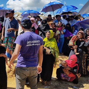 Rohingya Emergency Appeal For Shelter