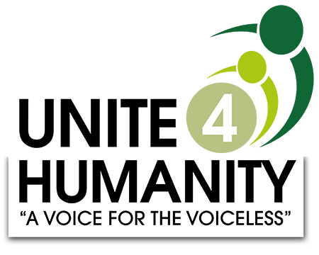 Unite 4 Humanity - 100% Donation Policy Charity