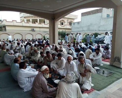 Sponsor An Iftar In Pakistan