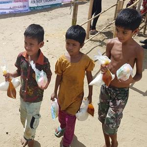 Ramadan Charity Appeal for Food
