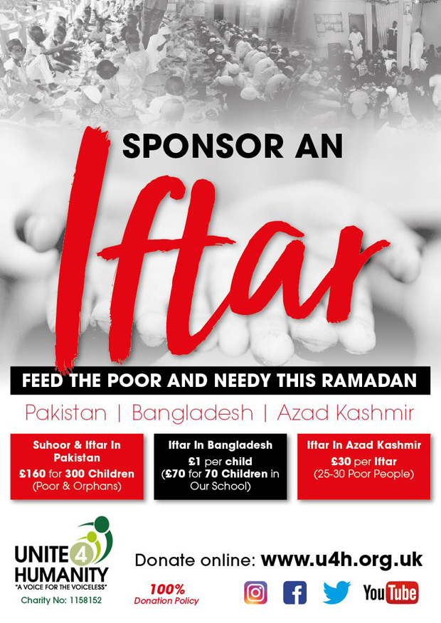 sponsor an iftar ramadan