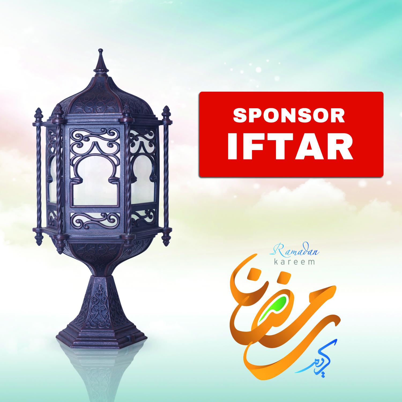 Sponsor An Iftar