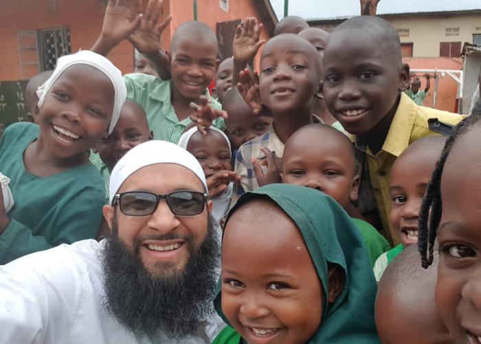 Sponsor an orphan in Africa Ramadan Zakat Appeal