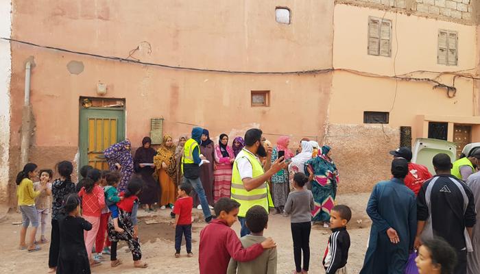 Sponsor an orphan in morroco Ramadan Zakat Appeal