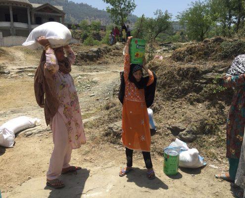 Ramadan Highlights - Charity Work in Ramadan