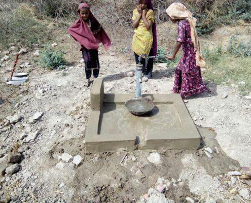 Charity Work in Ramadan - Sponsor a Water Well