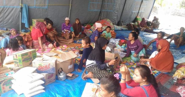 Indonesia Earthquake Donation