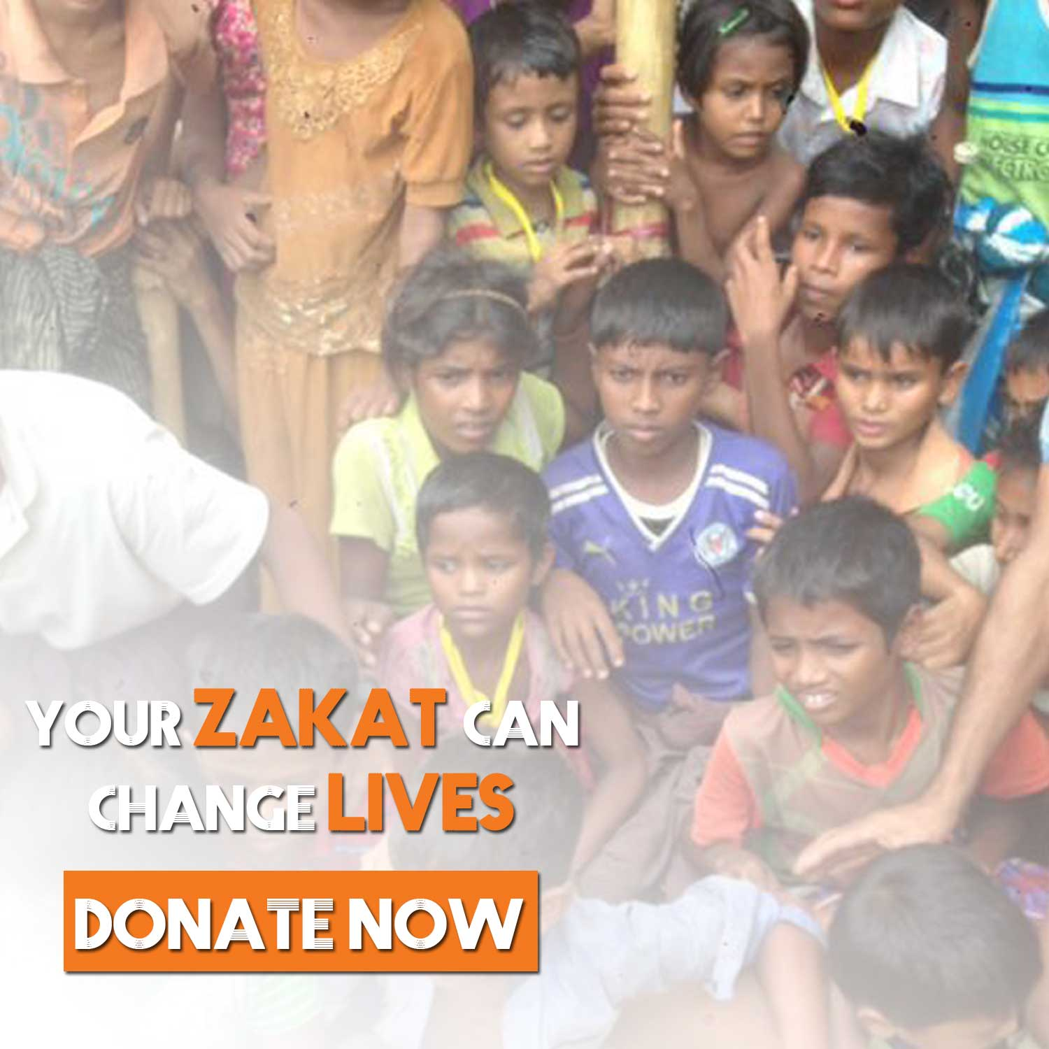 Donate Zakat for the Poor and Needy