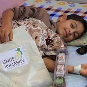 Donate Zakat for Ill Children