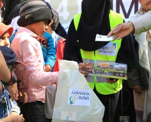 Sponsor Orphans in Yemen