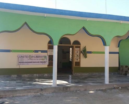 Sponsor Build a Masjid Project