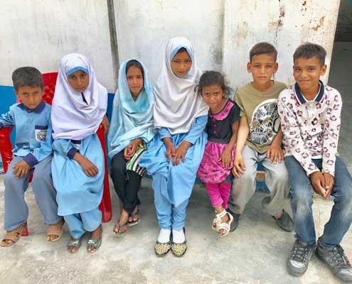 Fund Children Education in Pakistan