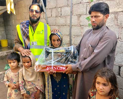 Help Poor & Needy Muslims in Pakistan