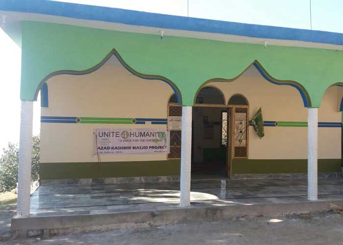 Build Masjid in Pakistan