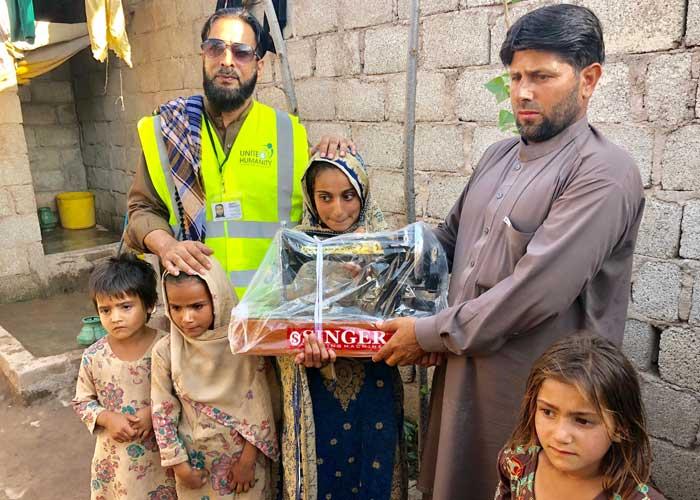 Support Poor Families in Pakistan