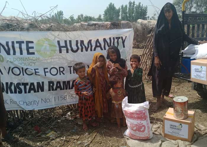 Food Pack for Needy in Pakistan
