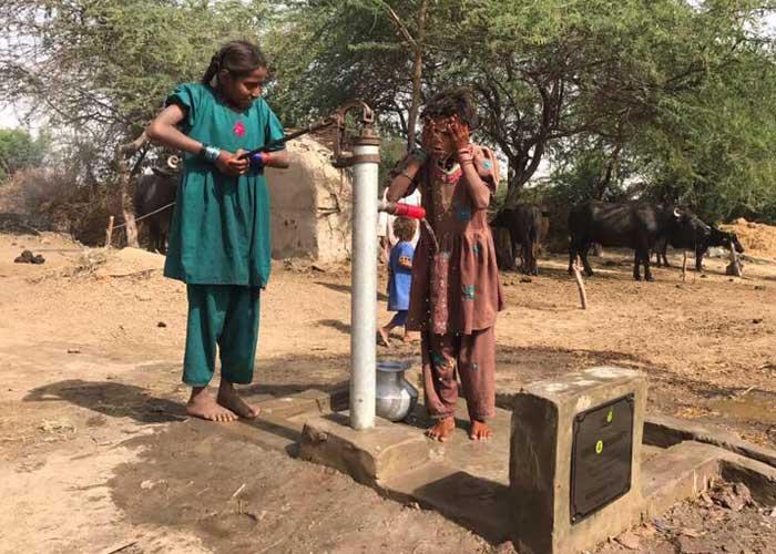 Sponsor a Water Well in Pakistan for Poor & Needy